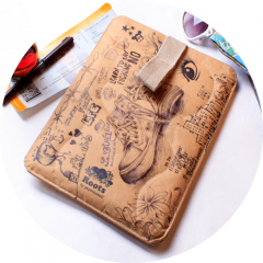 Zattere iPad Sleeve